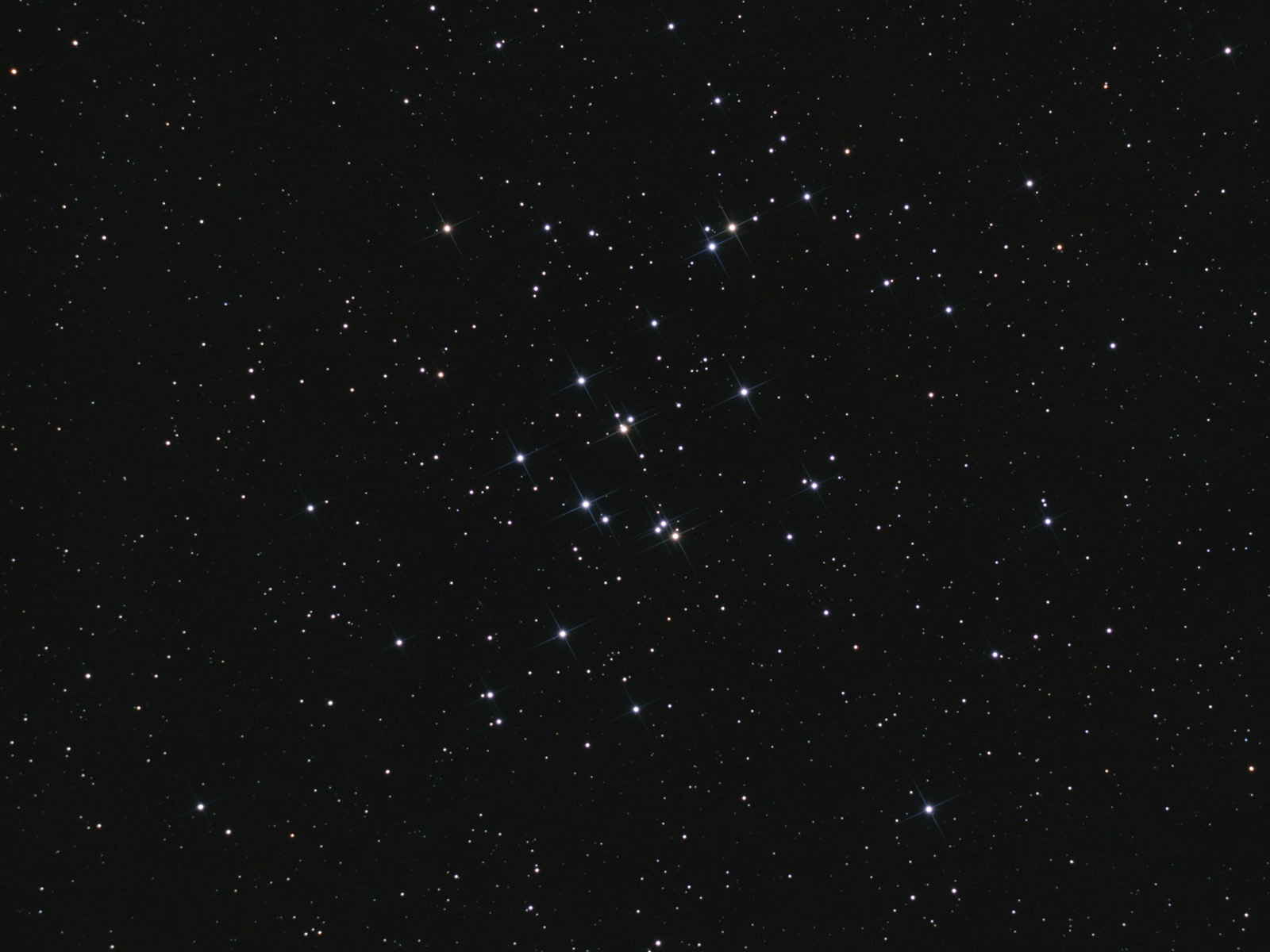 Baad Hyperion Astronomy — M44, NGC 2632, the Beehive